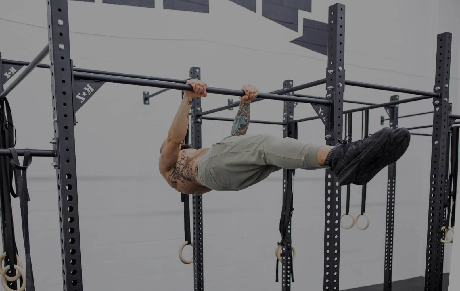 Front Lever Move