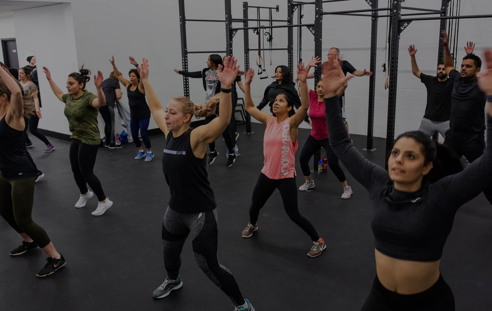 high intensity interval training class mississauga